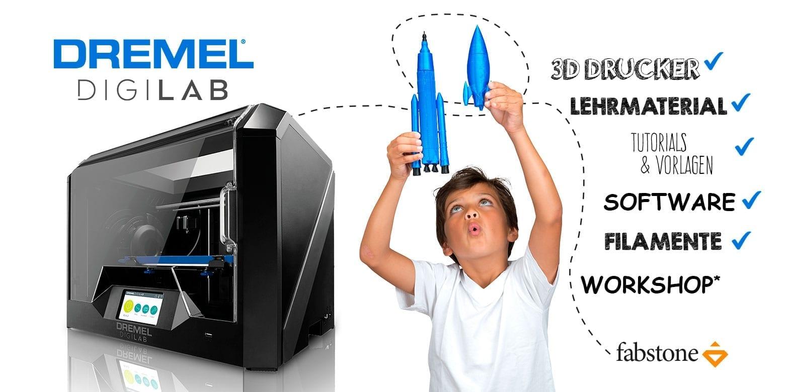 Dremel Digilab 3D Drucker