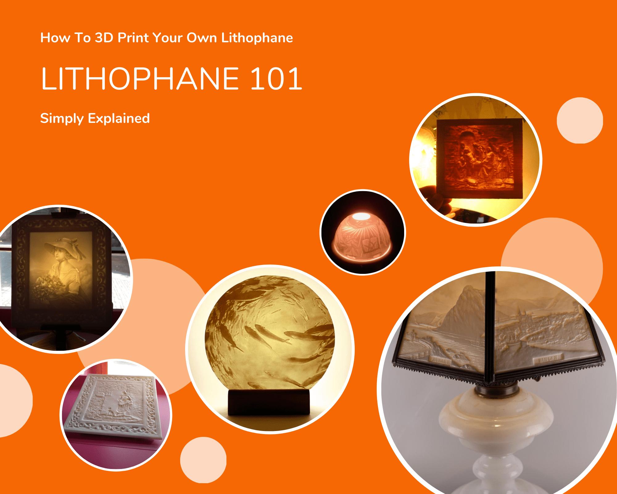 3D Lithophane Maker | Fabstone